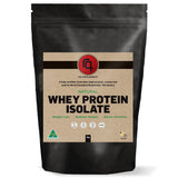 Natural Whey Protein Isolate Vanilla Flavour - RQ Supplements