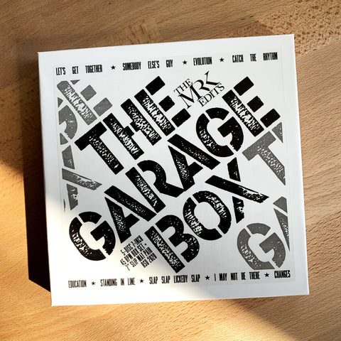 """The Garage Box"" - Mr. K 7"" Edits (Record Store Day 2020)"