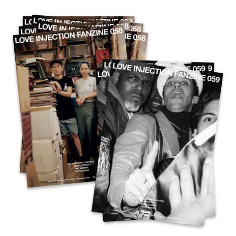 Love Injection Zine 10 Pack (Wholesale)