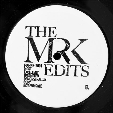 Baby Doll / Heavy Vibes - Edits By Mr. K 12""