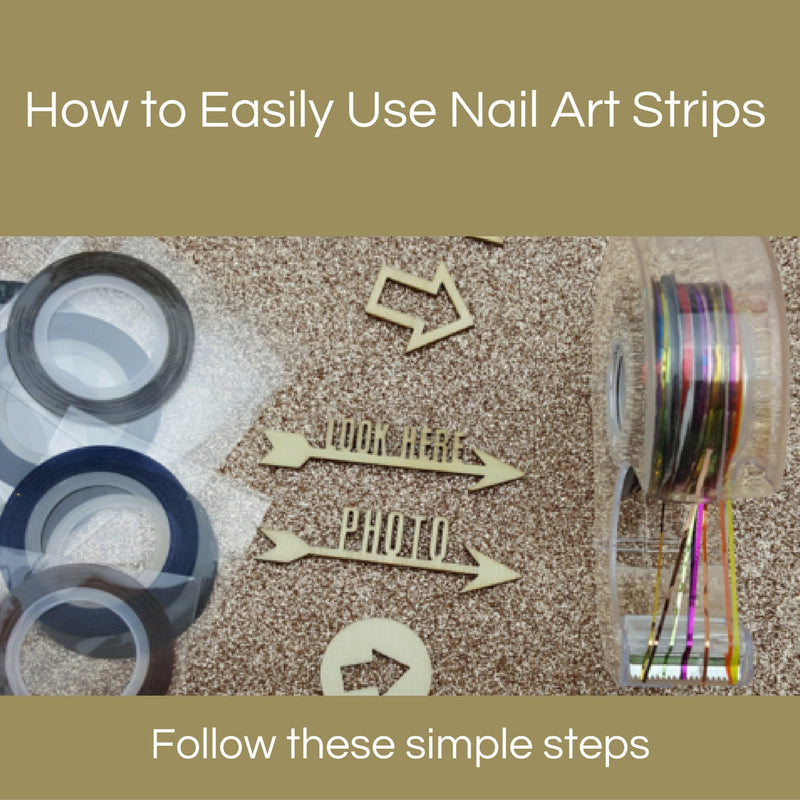 Nail strips challenge: My trick