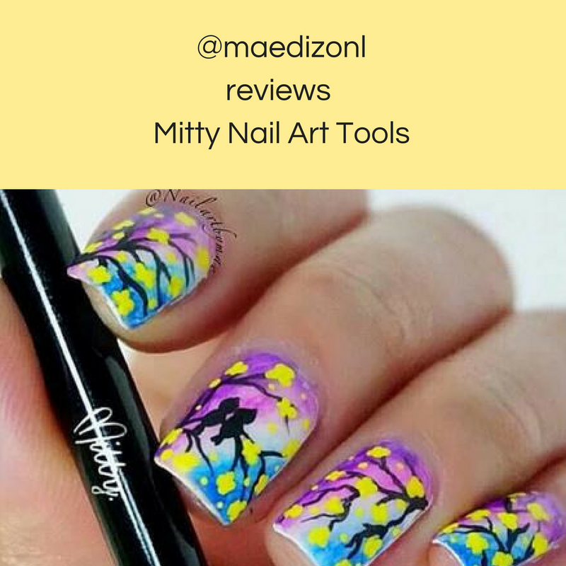 Mitty Nail Art Brushes & Tools Reviewed by The Best – Mitty ...