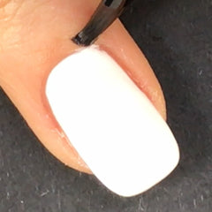 clean around your cuticle