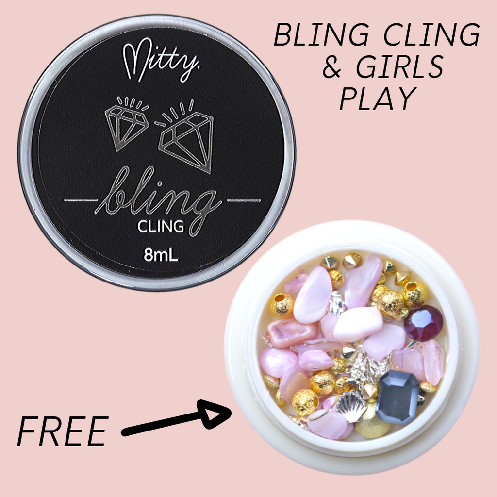 Bling Cling 8ml & Girls Play