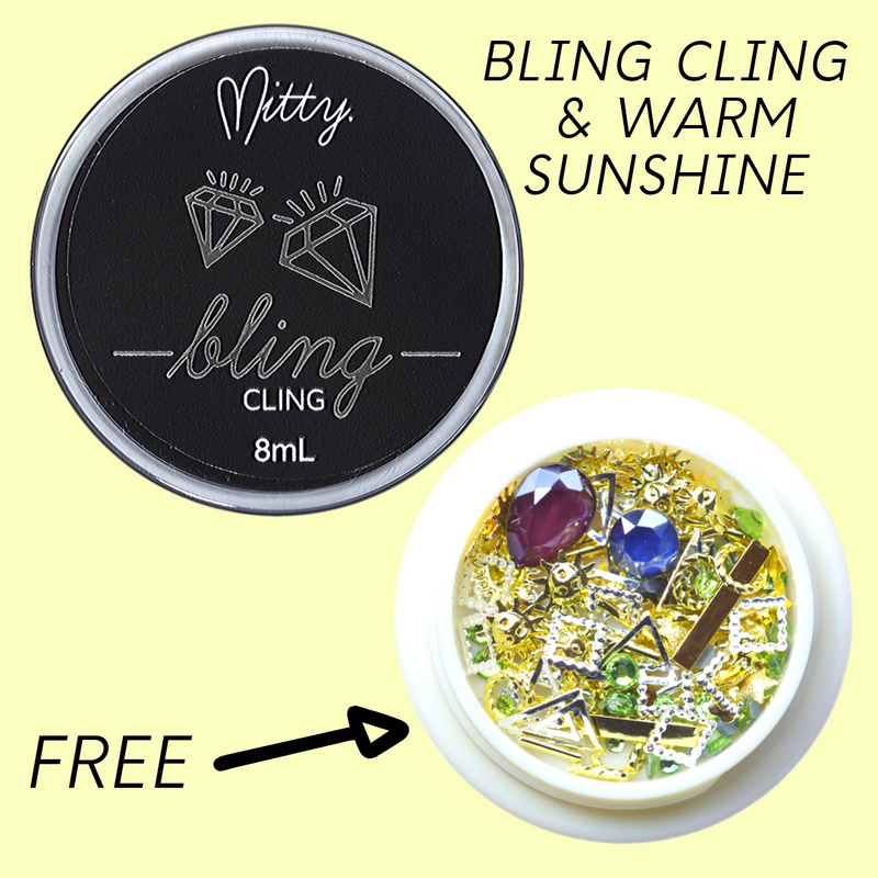 Bling Cling 8ml & Warm Sunshine
