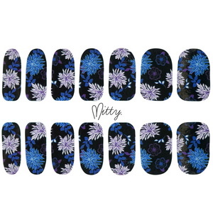 easy manicure for DIY nailart