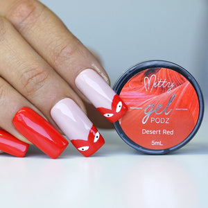 Desert Red Gel PODZ