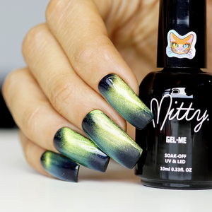 Cat Eye Polish Bundle - Magic Genie