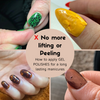 Learn how to successfully create long lasting manicures