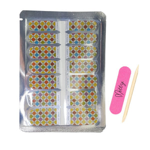 high quality nail art stickers