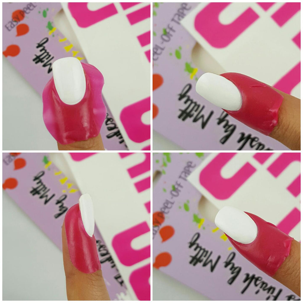 No Mess, No Smell and No Dry Time Nail Protector Barrier – Mitty ...