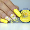 Sunshine Yellow Gel PODZ