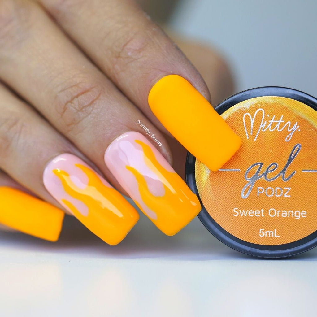 Sweet Orange Gel PODZ