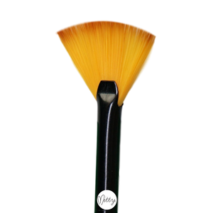 nailart fan brush