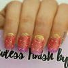 Flawless Finish Peel Off Mani Tape - Pink