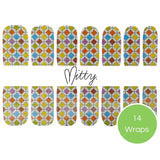 new nail art wraps