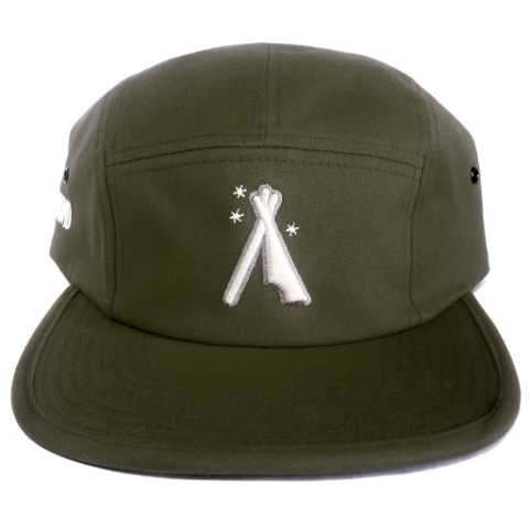 """Parcero"" NOMAD Camper - Army Green 