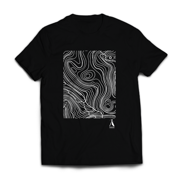 Lost-N-Found Tee | Black & White