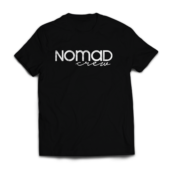 Old Skool Nomad |  Black & White