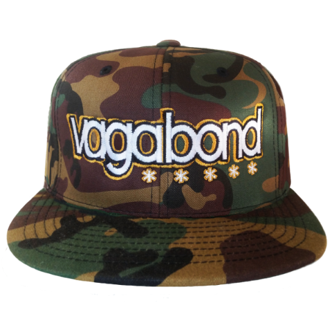 VAGABOND CARTEL | Camo | White | Black | Gold