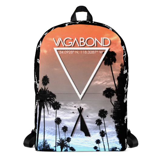Hollywood Dreams Back Pack