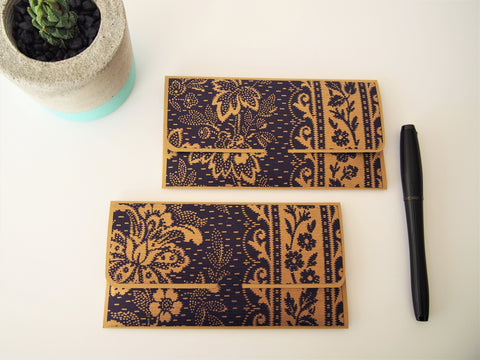 traditional songket money envelopes hanakrafts