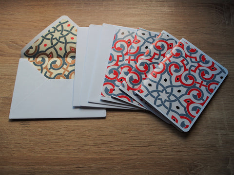 hanakrafts handmade card sets