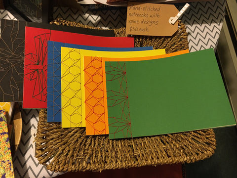 hanakrafts Japanese stab binding notebooks