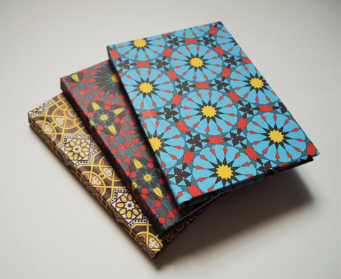 Arabian geometric notebooks