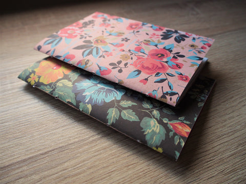 hanakrafts hand-bound notebook sets