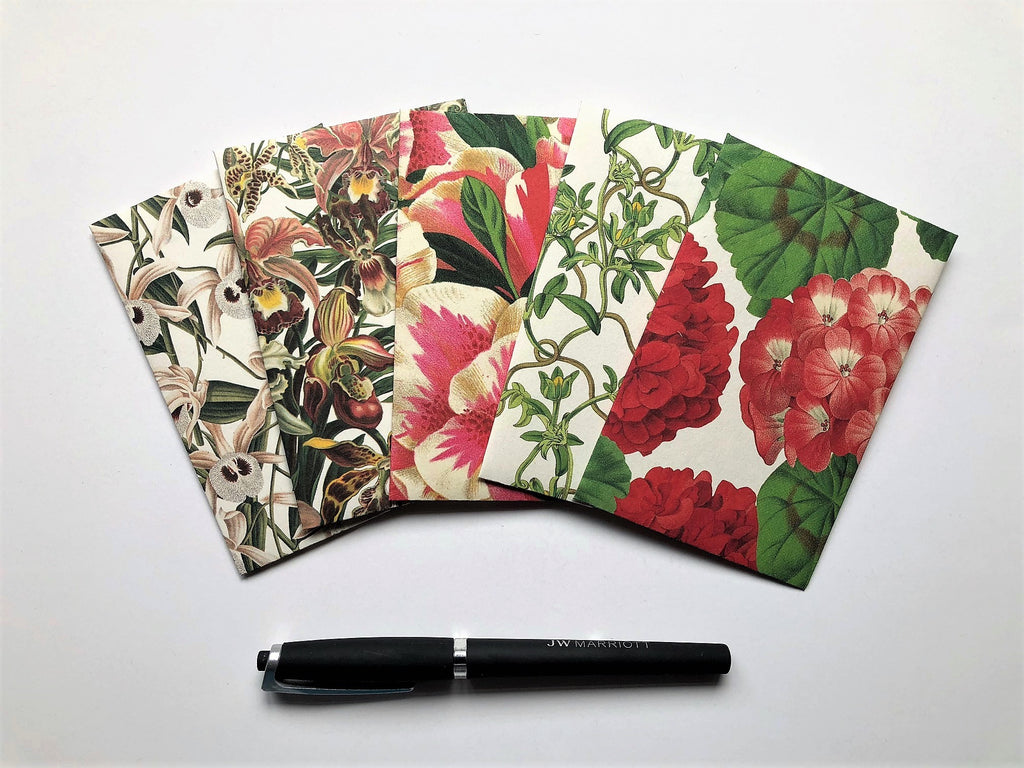 Blossoming blooms money envelopes for Chinese New Year, Christmas, Eid, weddings, birthdays in wide design