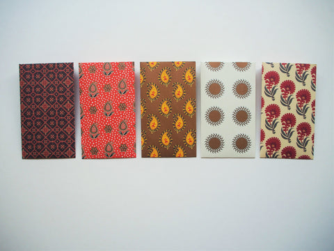 Indian traditional motifs money envelopes