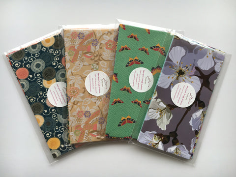 Special jumbo money envelopes collection--get all 4 designs at a discounted price!