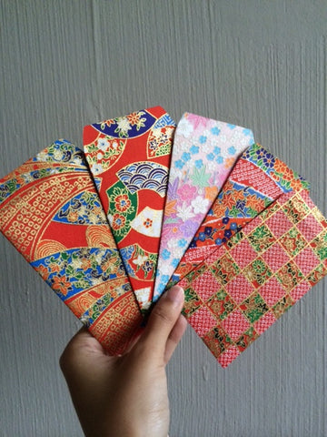Premium origami money envelopes