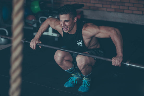 Introducing Our sponsored CrossFit Athlete Adam Mansy