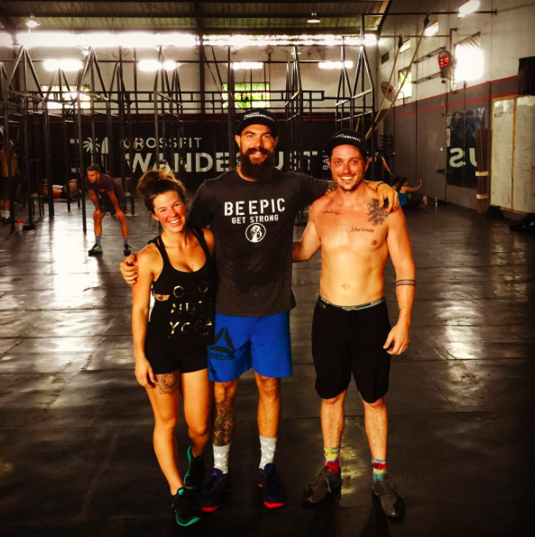 Why elite CrossFit athletes are doing YOGA and why you should too!!!