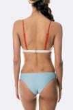Pulse Swim Top - Pastel