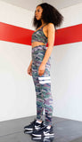 Brooklyn Tights - Camo - Only XS & S Left!
