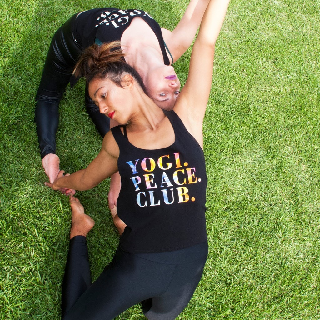 Australian Activewear Brands - Yogi Peace Club