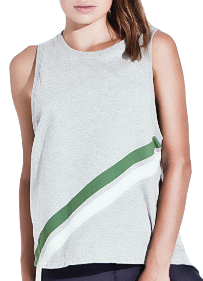 Leap Tank Grey/Olive - Only 1 M left!