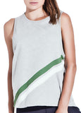Leap Tank Grey/Olive - Only 1 x M left!