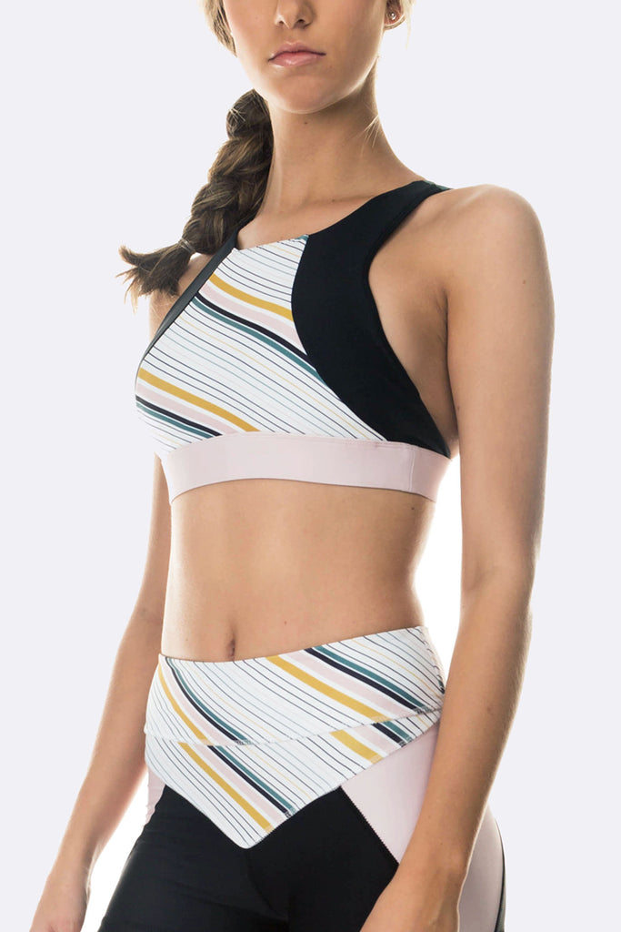 Drive Crop Stripe - Only 1 x M left!