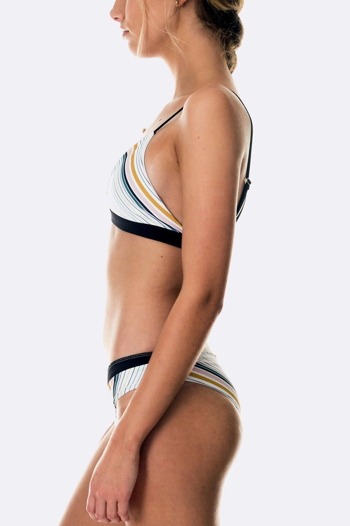 Pulse Swim Top - Stripe
