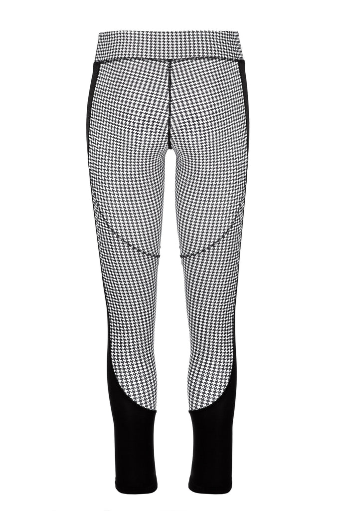 SLM Houndstooth Tights