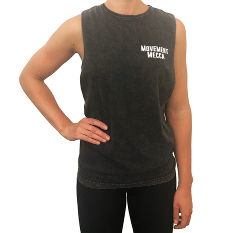 MM Original Muscle Tank Black