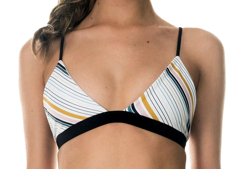 Atlantis Short Black Stripe