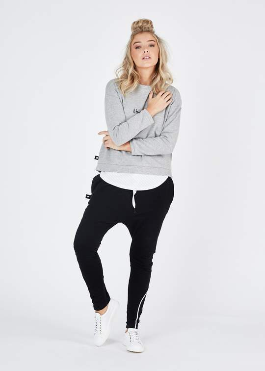 Maxim Sweat - Grey - Only 1 x S & M left!