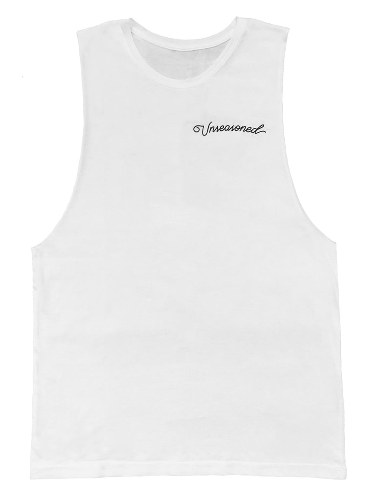 Original Muscle Tank White