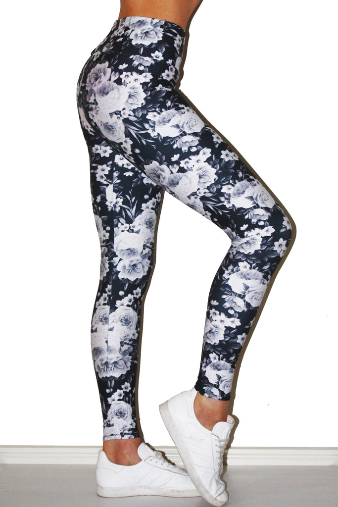 Vitality Tight - Floral Luxe