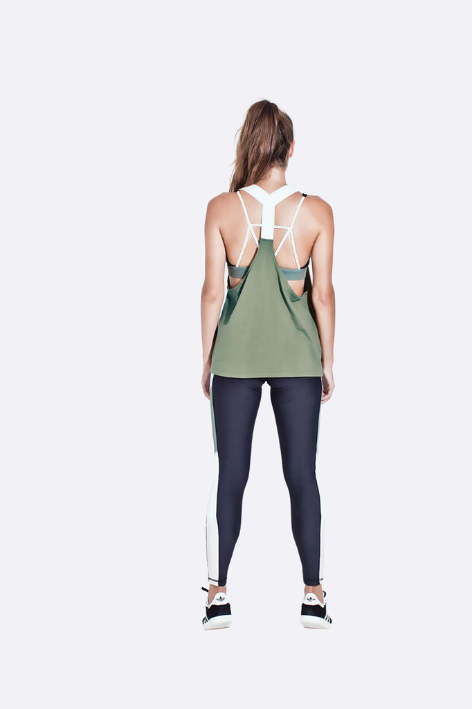 Echo Tank Olive - Only 1 x L Left!